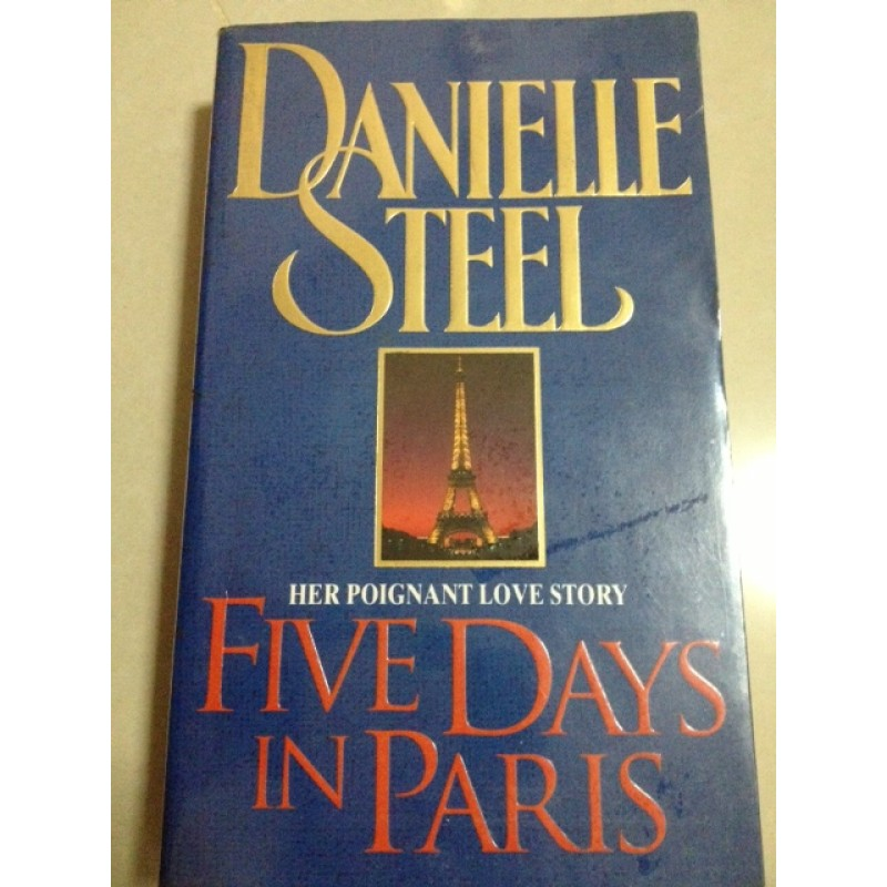 FIVE DAYS IN PARIS DANIELLE STEEL PDF
